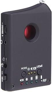 Detector de señales gsm, eoqo Detector de Señal RF Anti-Espía Lente Detector de