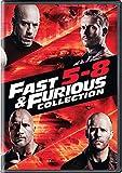 Fast & Furious Collection: 5-8 (4 Dvd) [Edizione: Stati Uniti] [Italia]