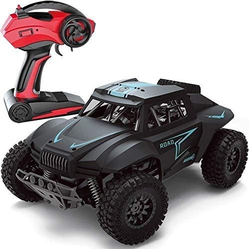 WGFGXQ 1:12 Alloy RC Car 4WD Coches de Escalada de Alta Velocidad Que cargan 2.4Ghz Control Remoto Drift Racing Car Tracción en Las Cuatro Ruedas Vehículo Todoterreno Juguete para niños Camión de r