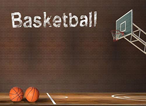 AdaCrazy Vinilo 10X8FT Contexto cancha Baloncesto Fondo Partidos ...