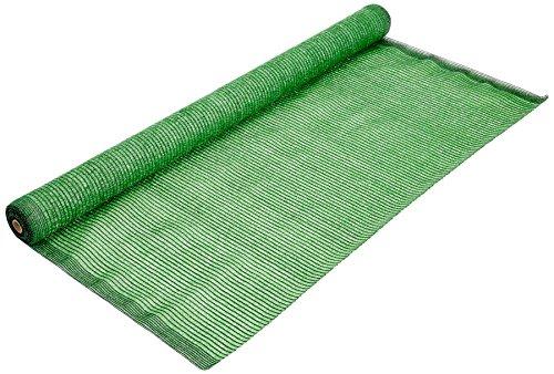 Catral 53010025 - Mini-rollo malla sombreo, 100 x 1000 x 4 cm, color verde