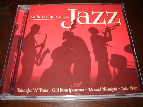 An Introduction To Jazz / EDDIE BULLEN / BRAD ROGERS / Avalon Music / Photography by Marc Dolphin / TAKE THE A TRAIN / MOONDANCE / MY FUNNY VALENTINE / GIRL FROM IPANEMA / MY FAVORITE THINGS / ROUND MIDNIGHT / ROUND MIDNIGHT / THIS MASQUERADE / TAKE FIVE / WAVE / MISTER MAGIC