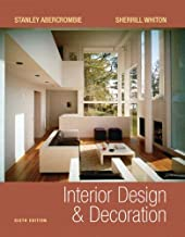 Interior Design and Decoration by Abercrombie Stanley Whiton Sherrill (2006-08-14) Paperback