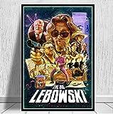 nobrand Poster The Big Lebowski Klassische Film Lustige