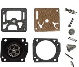 Kit de r/éparation//Reconstruction de carburateur remplace ZAMA RB-1 pour carburateur MC Culloch 310 300 510 ZAMA C1-M2B Lot de 2