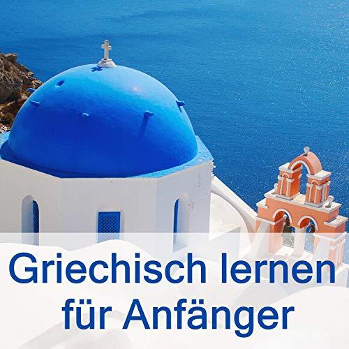Griechisch lernen für Anfänger Titelbild