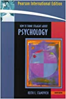 How To Think Straight About Psychology: International Edition