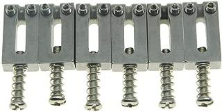 stainless steel strat saddles