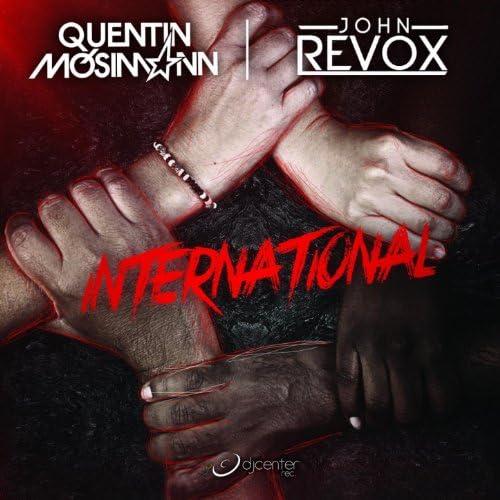 Quentin Mosimann & John Revox