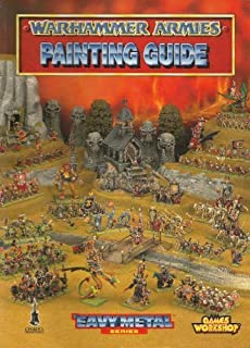 Warhammer Armies Painting Guide