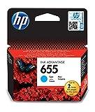 Cabezal de impresión HP CZ110AE Cian para impresora Deskjet Ink Advantage 3515/3525/4615/4625/5525/6525