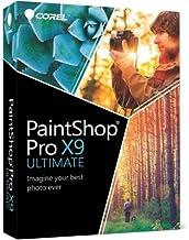 Corel PaintShop Pro X9 Ultimate (on USB Flash Drive)