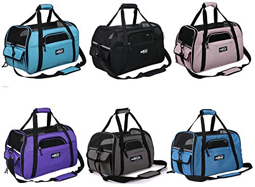 EliteField Soft Sided Pet Carrier (3 Year...
