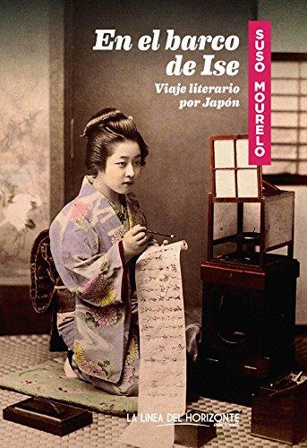 En el barco de Ise, de Suso Mourelo - Libros sobre Japón