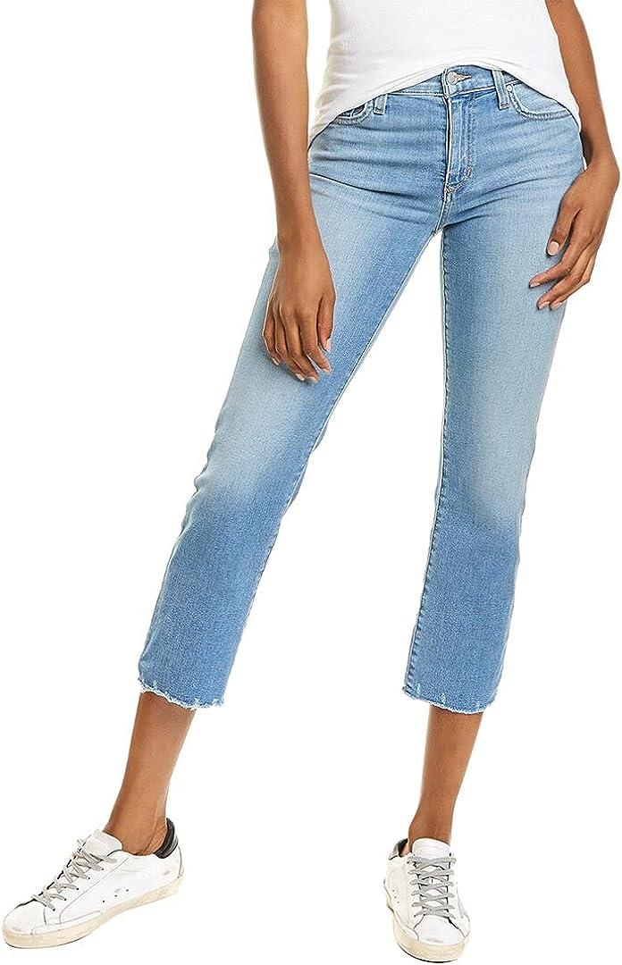 Joe's Jeans Chaumont Jean Straight Louisville-Jefferson County Gorgeous Mall Crop
