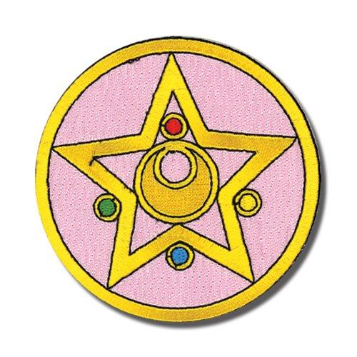Animewild Sailor Moon R Brooch Patch