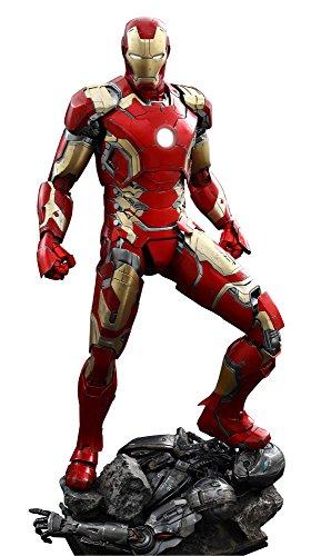 Hot Toys - Avengers Age of Ultron: Iron Man Mark XLIII (43) Figura Scala 1:4