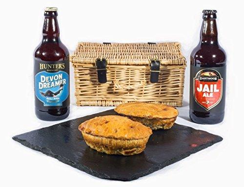 Pie & Beers Devon Hamper - Standard Box