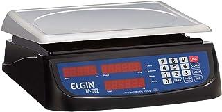 Balança Computadora Elgin DP1502 15KG Bateria INMETRO