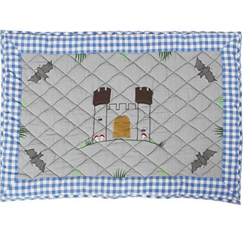 Petit Château de chevaliers de sol Couette (Scasfq)