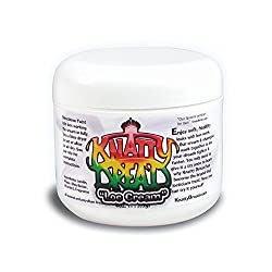 how to twist dreads yourself: use Knatty Dread Dreadlocks cream to retwist your locs