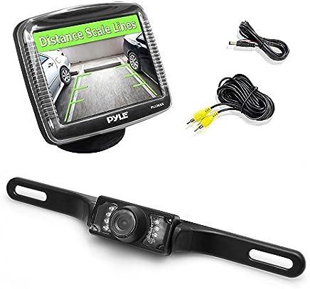 PLCM36 Car Van retrovisor del vehículo de respaldo Foto & Vídeo Monitor de Aparcamiento / System