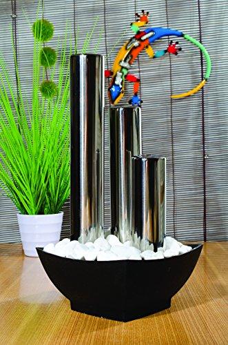 Köhko Zimmerbrunnen Zumba Säulenbrunnen Luftbefeuchter 25012