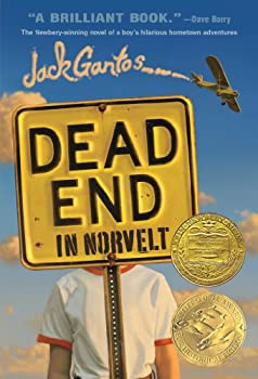 Paperback Dead End in Norvelt (Norvelt Series, 1) Book