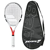 Babolat 2019 Boost Strike Tennis Racquet - Strung with Cover (4-1/8)
