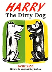 Harry The Dirty Dog (Red Fox Picture Books) by Zion, Gene (1992) Paperback