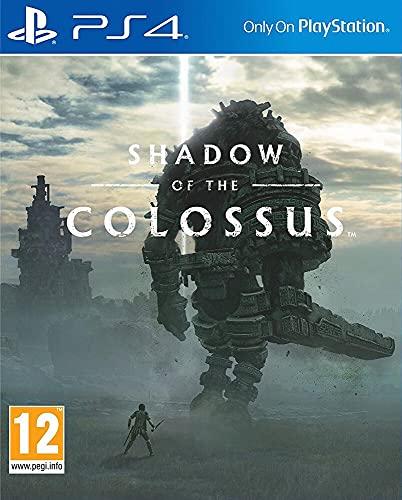 Sony Shadow of the Colossus, PS4 Básico PlayStation 4 vídeo - Juego (PS4, PlayStation 4, Acción / Aventura, T (Teen))