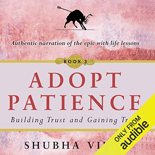 Adopt Patience cover art