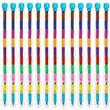 THE TWIDDLERS 36 Stück Swop Spitzen Kreide Buntstifte - 11 Farbwechsel Stift | Stift mitgebsel | bleistifte bunt Kinder - ideal für Partygeschenke, Partytaschenfüller, Verlosungen usw