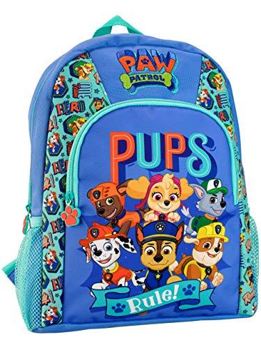 Paw Patrol Mochila para Niños La Patrulla Canina