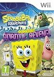 SpongeBob SquarePants Plankton's Robotic Revenge Nintendo Wii Game