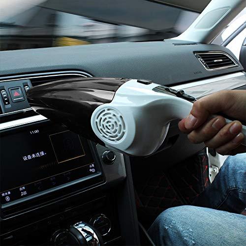 Yuxahiugxcq 12V 120W vehículo Accesorios del Coche automático del Aspirador de Filtro de Alta Potencia seco y húmedo aspiradora de vacío de Coches Hogar más Limpio de Camiones (Color : A)