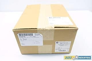 NEW ALLEN BRADLEY 505-BOD SER C 120V-AC SIZE 1 REVERSING MOTOR STARTER D558665