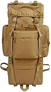 Tactical Camuflaje Militar Mochila Gran Asalto Mochila 100L Impermeable Bolsa De Caza Que Acampa Hikingtr Outdoavelor