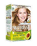 Garnier Nutrisse Creme coloración permanente con mascarilla nutritiva de cuatro aceites - Rubio Dorado 7.3