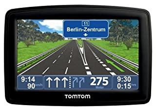 TomTom XL IQ Routes edition² Europe - Navegador GPS con mapas de Europa Central (4.3 pulgadas, con canal TMC, Táctil, no incluye Península Ibérica) (importado) (B003BU497G) | Amazon price tracker / tracking, Amazon price history charts, Amazon price watches, Amazon price drop alerts