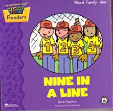 Reading Rods Readers; Nine in a Line (Word family -ine) 6 pak, same title