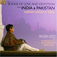 Songs of Love & Devotion from India &