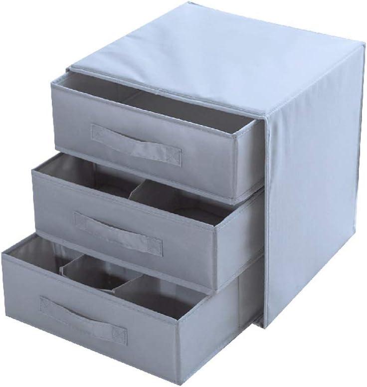 Hbwz Underwear Storage Box Clothing Drawer Close-Fitting Max 77% OFF Ranking TOP8 Fabric