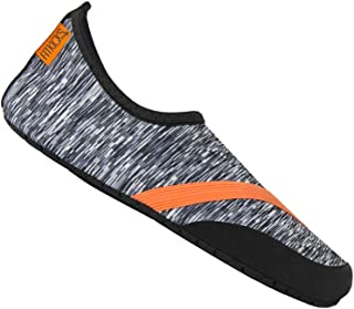 FitKicks Men's Edition Limited.001 Foldable Active Lifestyle Minimalist Footwear Barefoot Yoga Water Shoes
