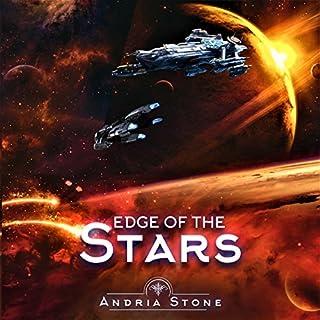 Edge of the Stars: A Techno-Thriller Science Fiction Novel audiobook cover art