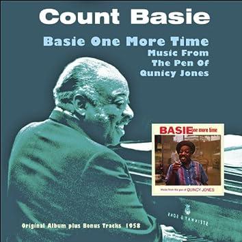 Basie One More Time - Music From The Pen Of Qunicy Jones (Original Album Plus Bonus Tracks 1958)
