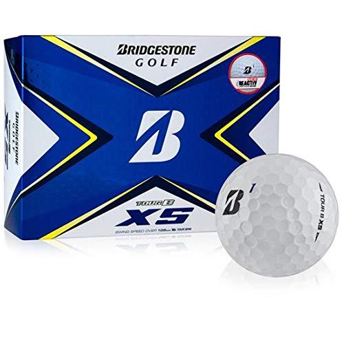 Best Review Of Bridgestone Tour B XS Golf Balls