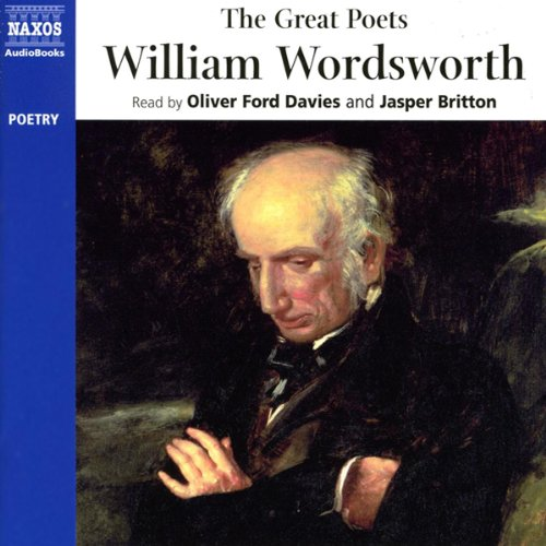 The Great Poets: William Wordsworth audiobook cover art