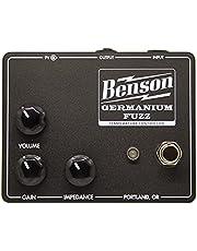 Benson Amps Germanium Fuzz Black 限定カラー ゲルマニアウムファズ ギターエフェクター