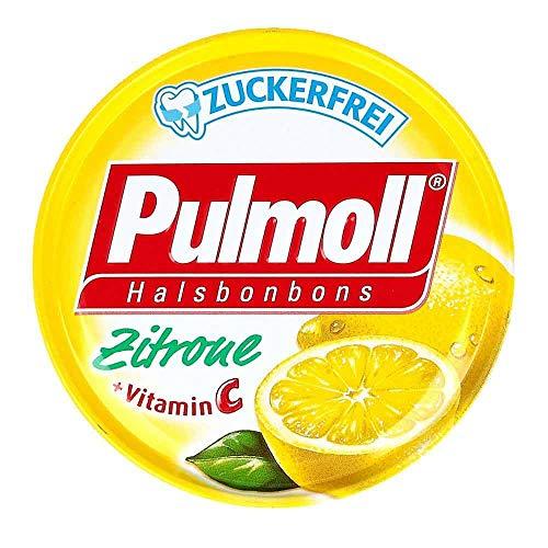 Pulmoll Hustenbonbons Zitrone, 50 g